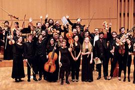 Orchestre Français des Jeunes Baroque – Samedi 17 novembre 2018 / 20h