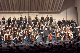 La Jeune Symphonie de l'Aisne – Lundi 16 juillet 2018 / 20h00